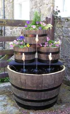 Pond And Waterfall Ideas On Pinterest Water Features