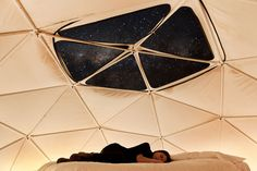 Seeping under the stars at the Elqui Domos Hotel in Chile   Yatzer