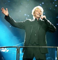 The king of meloncholy - Barry Manilow.