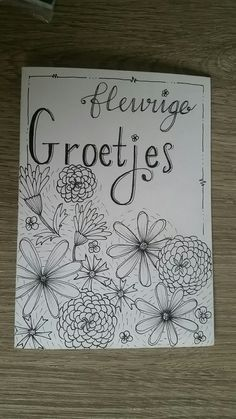 Diy And Crafts, Paper Crafts, Handwritting, Doodle Lettering, Oven Recipes, Diy Cards, Zentangle, How To Draw Hands, Doodles