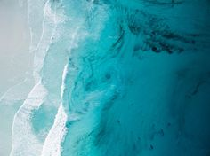 BEACH AERIAL PHOTOGRAPHY — Adore magazine