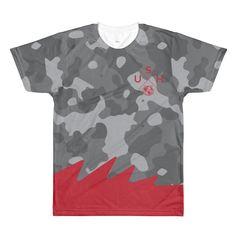 "Jordan 5 ""Camo"" Sublimation T-shirt"