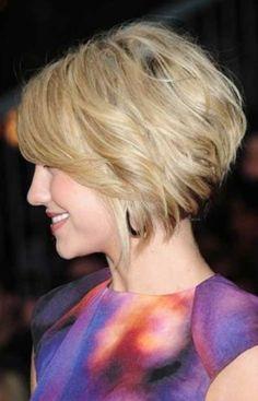 2016 Layered Bob Haircuts for Short Hair | Haircuts, Hairstyles 2016 and Hair colors for short long & medium hair