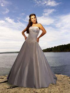 Ballgown Wedding Dress by Allure