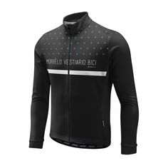 Morvelo s Bici Thermoactive long sleeved men s cycling jersey ef090aae6