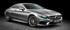 Car_Revs_Daily | WOW! 2015 Mercedes-Benz S550 4MATIC Coupe — High-Speed, High-Fashion 2-Door Glam Shuttle | http://www.car-revs-daily.com