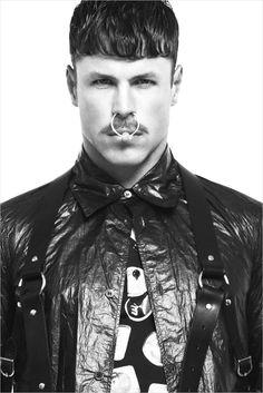 Model: Gabe Witmer |JE Model Management|   Hair: Kien Hoang  Photographer: Anthony Deeying