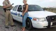 Pulled over, via YouTube.