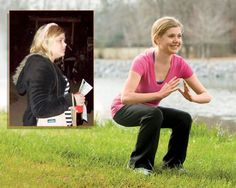 The 3 Steps That Helped One Woman Lose 80 Pounds   Women's Health Magazine