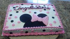 Minnie baby shower