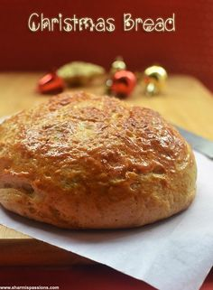I was looking for Christmas Recipes other than cakes and cookies to try this year.And thats when I asw this Julekake/ Julekaga or Norwegian...