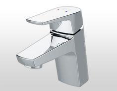 SIMPLICITY BASIN MIXER Next Bathroom, Basin Mixer, Can Opener, Canning, Street, Design, Design Comics, Conservation