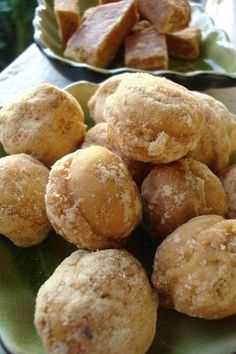 Huevitos de Leche (Panamanian Milk Candy) ___byChef Melissa DeLeon