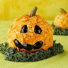 Halloween Cheeseball