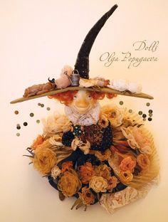 Giardiniera • Dolls Collection by Olga Popugaeva on Kolektado