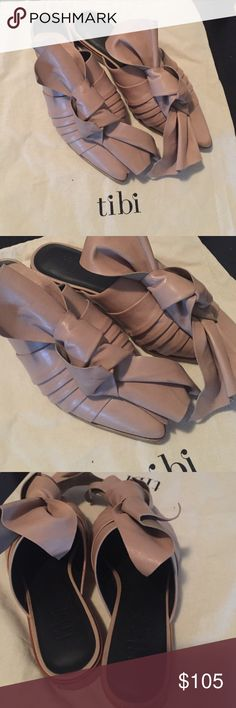 Tibi Flats 100% Calf Leather,Wore Twice,In very good condition,with original dust bag Tibi Shoes Flats & Loafers