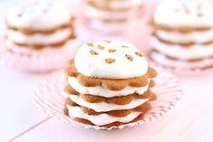 Cupcake Recipes : Ginger Icebox Cupcakes