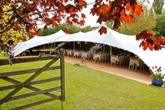 A Herefordshire Wedding for 160 guests. Provided by freestretch.co.uk