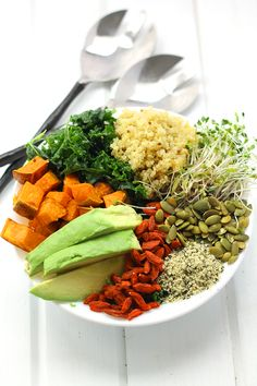 The Ultimate Hippie Bowl - The Healthy Maven