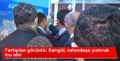 Devriye Haber : Mustafa Sarıgül, Vatandaşa Yumruk Mu Attı?