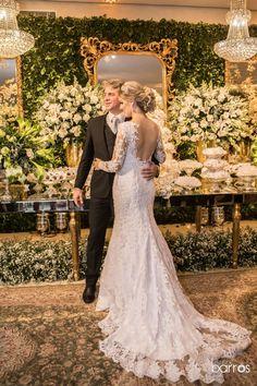 Marianna e Samyr | Casamento Árabe e Clássico | Born to Be a Bride