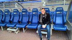 The New coach of hsv