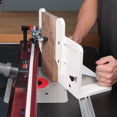 Increase Safety & Comfort When Cutting Narrow Pieces of Stock  Safety…