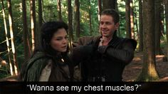 OUAT Funnies - once-upon-a-time Fan Art