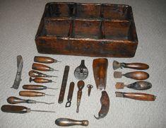 bookbinders tools