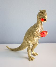 Valentines Day Dinosaur? Possibly the best gift ever. | Lovely Indeed