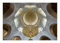 The Dome-Sheikh Zayed Grand Mosque