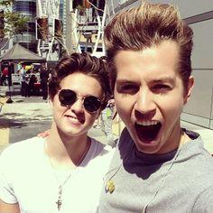 James and Brad