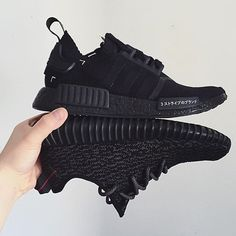 NMD or YEEZY? by @nz0en