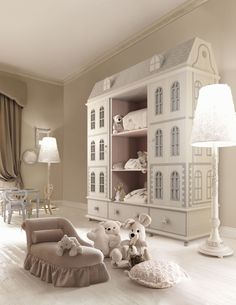 Click in the image to find more kids bedroom inspirations with Circu Magical Furniture! Be amazed with Circu Magical furniture and their luxury design: CIRCU. Baby Bedroom, Baby Room Decor, Home Bedroom, Girls Bedroom, Bedroom Decor, Kid Bedrooms, Luxury Kids Bedroom, Master Bedroom, Luxury Nursery