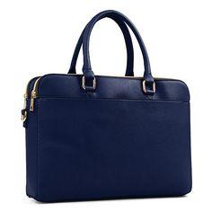 Hit Women Tote Briefcases Laptop Bags Boston Shoulder Handbag Purse Leather | eBay
