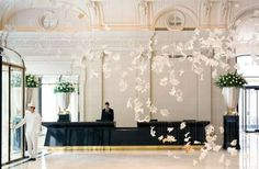 The City of Light's newest luxury stay is the Peninsula's brand first ever in Europe. The Peninsula Paris