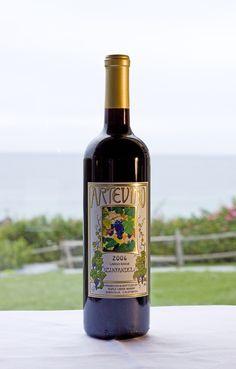 Artevino 2006 Zinfandel, Maple Creek Winery, Yorkville, Largo Ridge, Mendocino County.