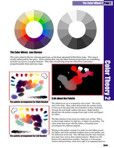 """Theory Discussion: """"Color Theory"""" Principles and Practices Learning Methods, Painting Tools, Color Theory, Art Tips, Drawing Tips, Art Tutorials, Art Lessons, Light Colors, Palette"""