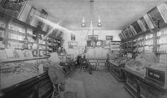 Unidentified Drug Store Interior circa 1906  http://www.wichitaphotos.org/graphics/wpl_wpl1883.jpg