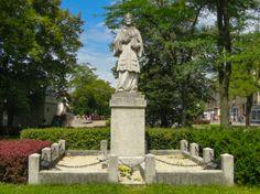 socha sv.Jána Nepomuckého v Humennom