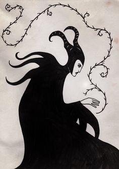 Decadent Maleficent by ZlayerOne on deviantART