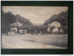 FIUGGI 1928-Stabilimento ingresso alla fonte fotografia - Delcampe.it