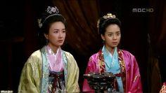 """유화부인과 예소야♡♡Jumong(Hangul:삼한지-주몽 편;hanja:三韓志-朱蒙篇주몽;RR:Samhanji-Jumong Pyeon; lit. """"The Book of the Three Hans: The Chapter of Jumong"""") is a South Koreanhistorical period dramaseries that aired onMBCfrom 2006 to 2007 as the network's 45th anniversary special. Originally scheduled for 60 episodes, MBC extended it to 81 because of its popularity. The series examines the life ofJumong, founder of the kingdom ofGoguryeo. Few details have been found in the historical record about…"""