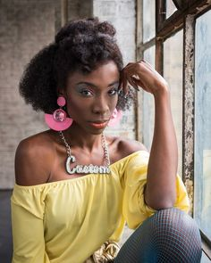 Angelica Ross (known for her iconic role as Candy Ferocity) delivered a stellar performance on her last episode of the hit show Pose. See my thoughts! Transgender Model, Black Characters, Celebs, Celebrities, Strike A Pose, Black Is Beautiful, Celebrity Pictures, Black Girl Magic, Queen