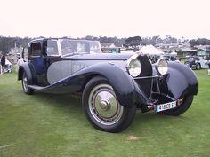 1932 Bugatti Type 41 Royale Henri Binder Coupe de Ville