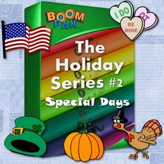 "Boomwhackers® ""Special Days"" – The Holiday Series #2 – (11 Songs)"
