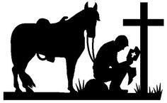 56 Western Horse Silhouette Clip Art