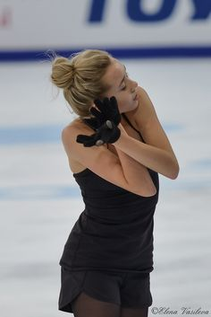 Rostelecom Cup ISU Grand Prix of Figure Skating 2015-2016   Practice Nov 21, 2015   Small Sports Arena Luzhniki   Moscow, Russia