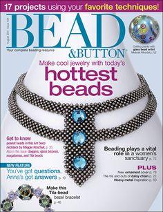 August 2011 | BeadandButton.com
