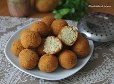 Mini crocchette di patate e tonno